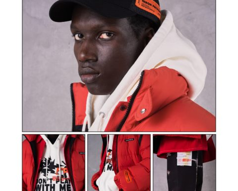 Heron Preston - Automne-Hiver 2021-2022 - New York Fashion Week