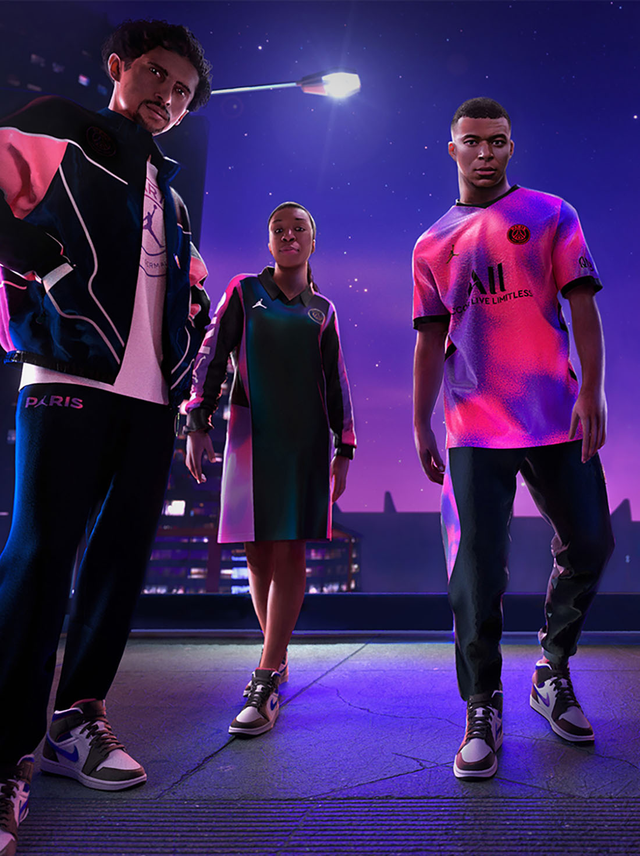 Jordan Brand x Paris Saint-Germain - Quatrième Kit 2020-2021Jordan Brand x Paris Saint-Germain - Quatrième Kit 2020-2021