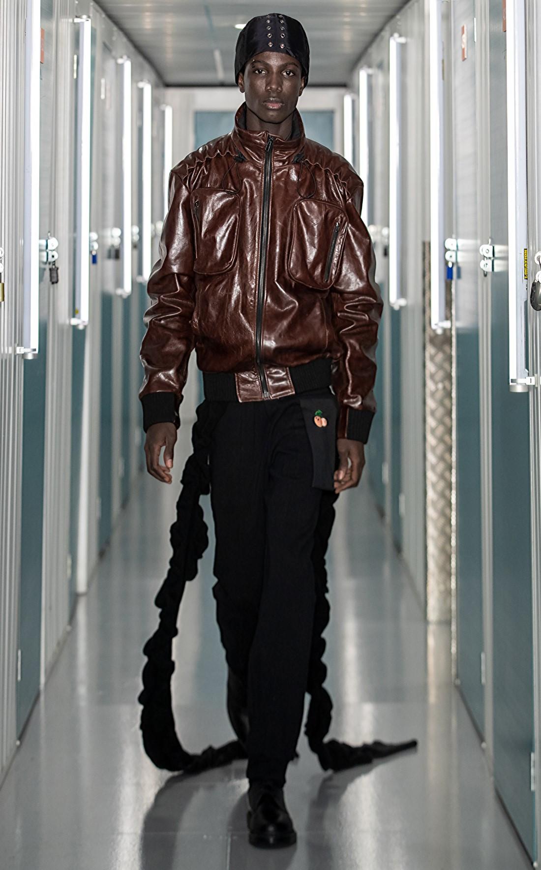 Jordanluca - Automne-Hiver 2021-2022 - London Fashion Week