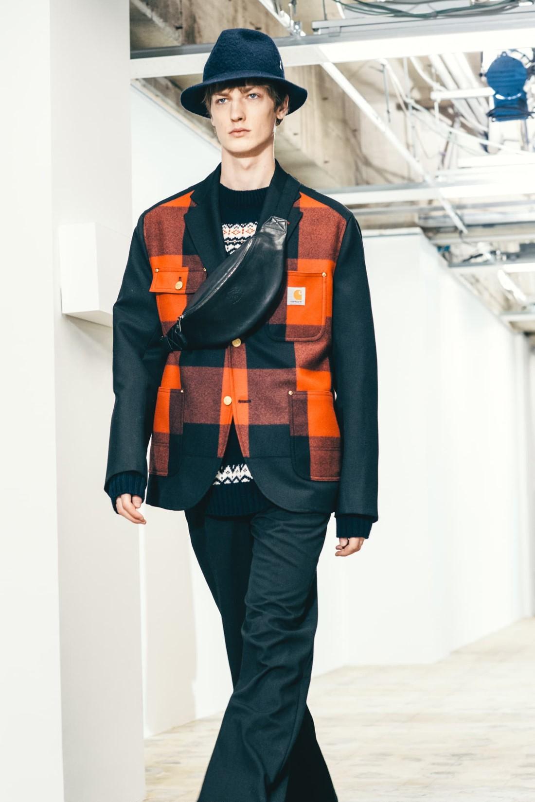 Junya Watanabe Man - Automne-Hiver 2021