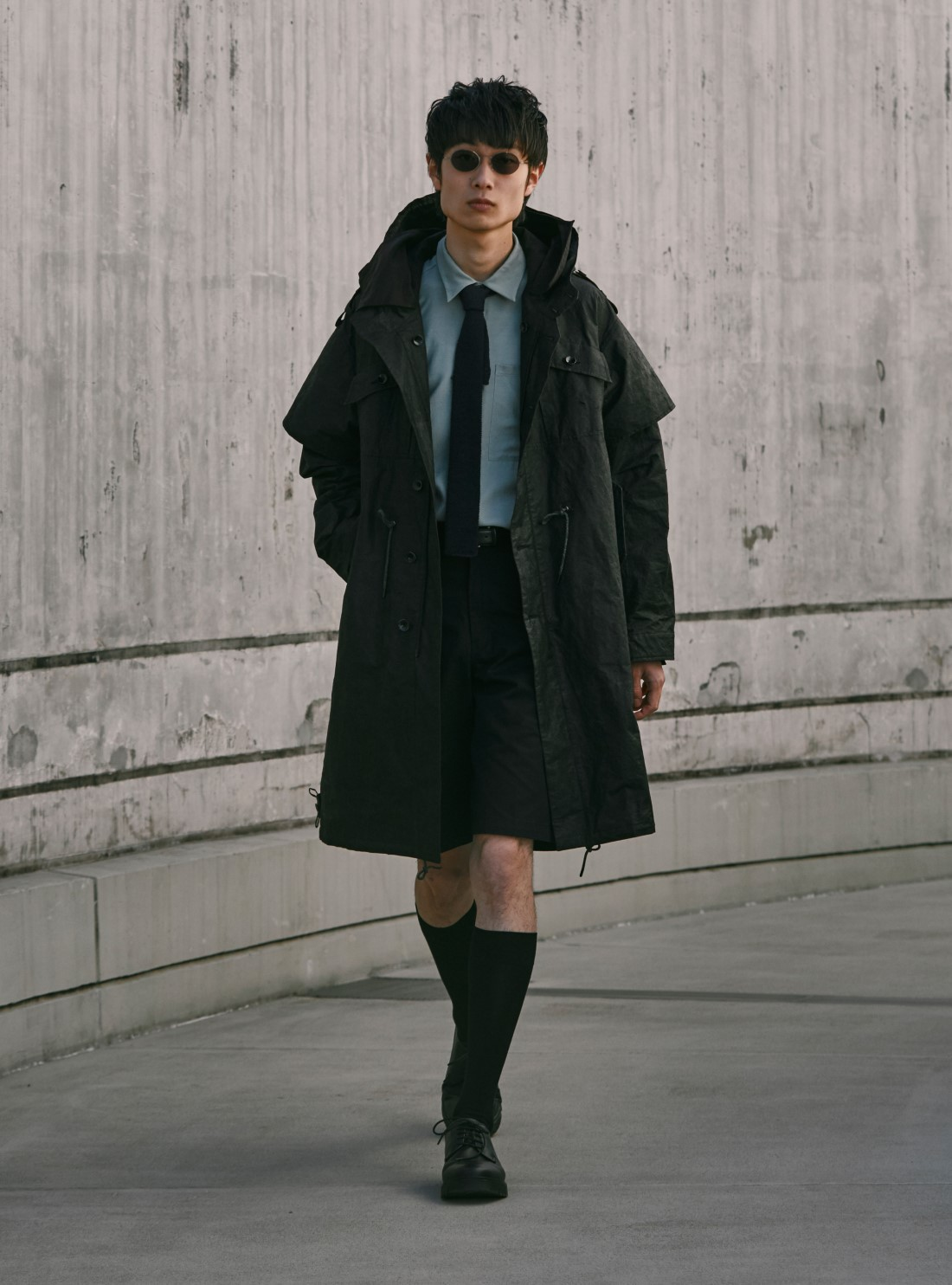 Koh T - Automne-Hiver 2021-2022 - New York Fashion Week