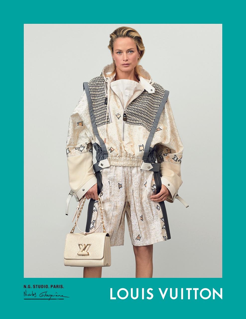 Louis Vuitton - Campagne Printemps-Été 2021