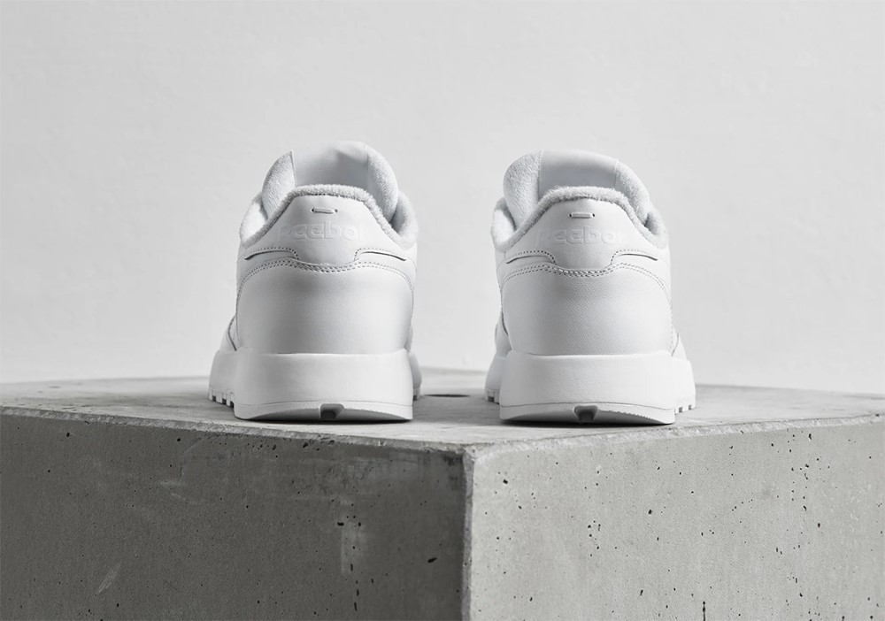 Maison Margiela x Reebok Classic Leather Tabi White