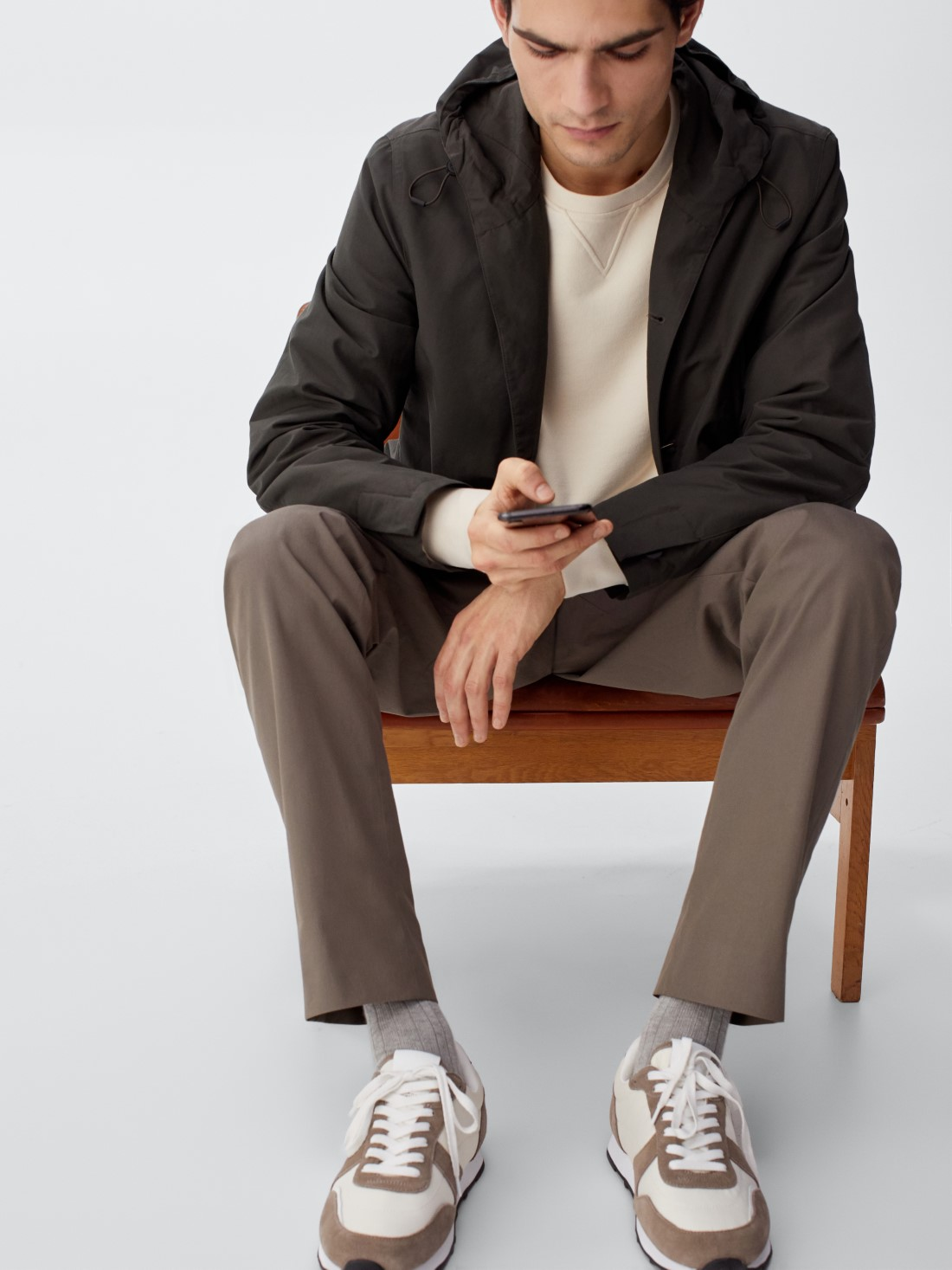 Massimo Dutti - Shoes Experience