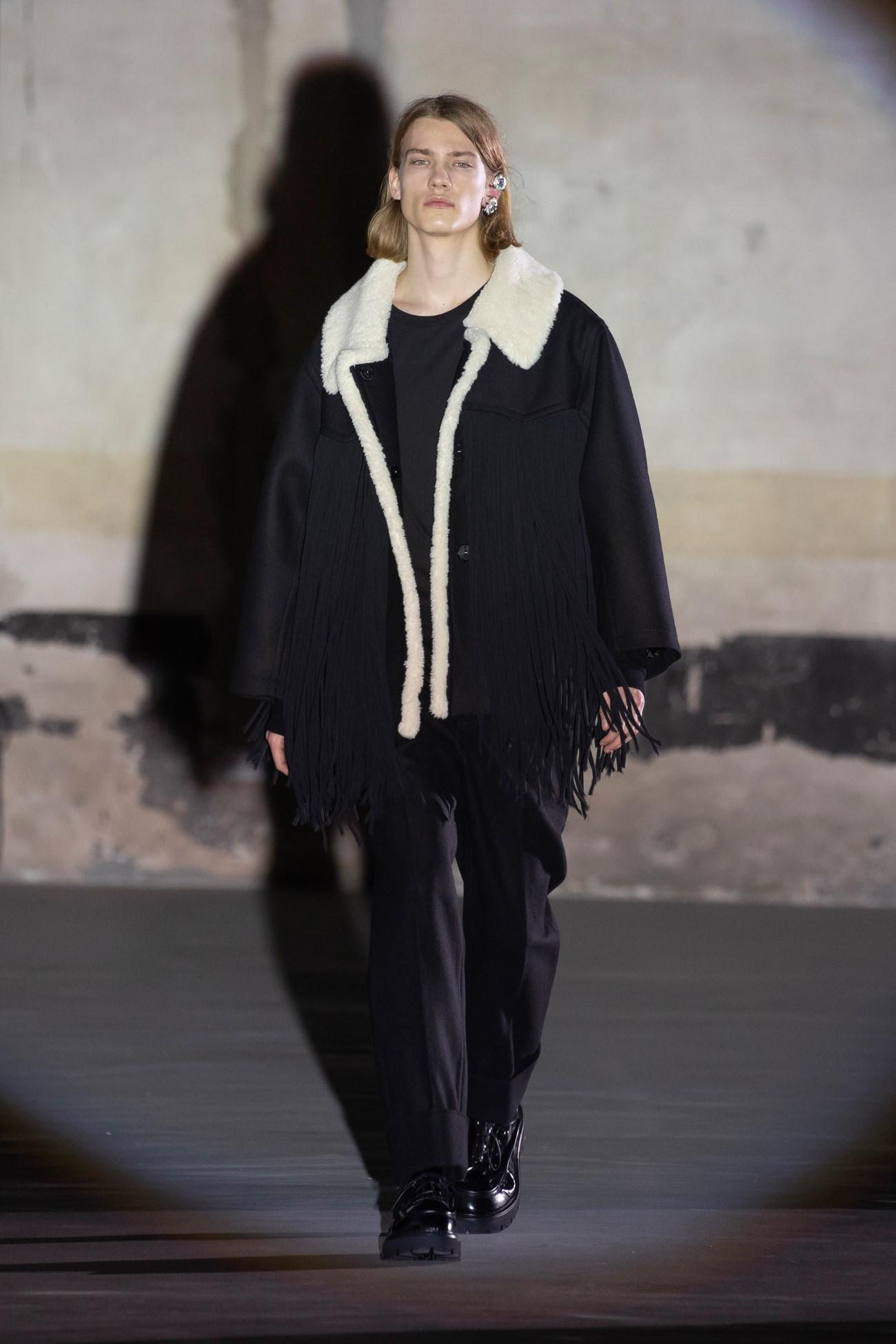 N°21 - Automne-Hiver 2021-2022 - Milan Fashion Week
