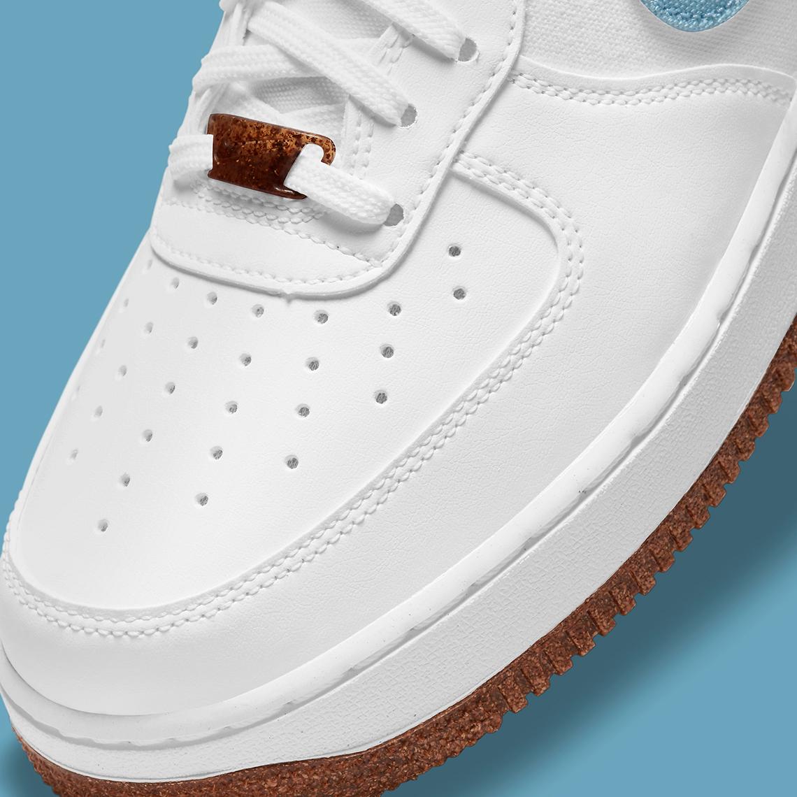 Nike Air Force 1 Indigo