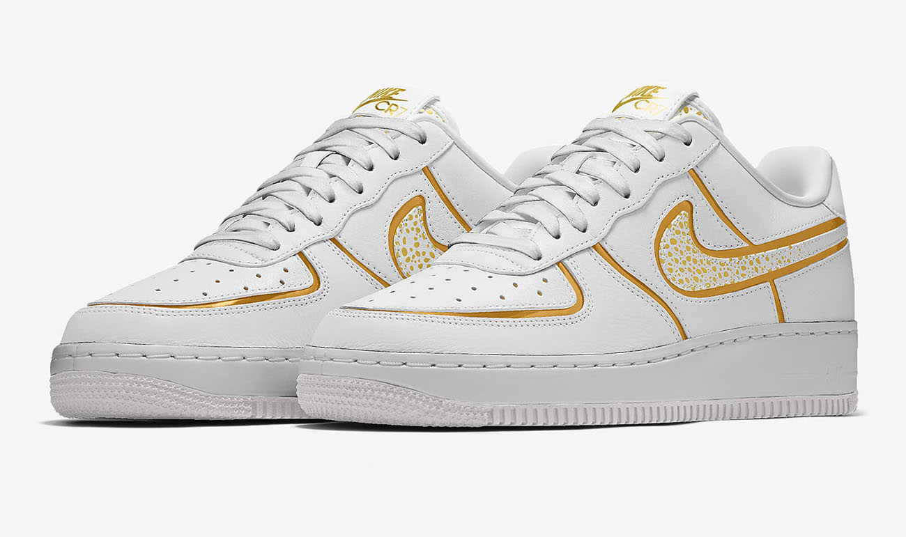 Nike Air Force 1 Low x Cristiano Ronaldo