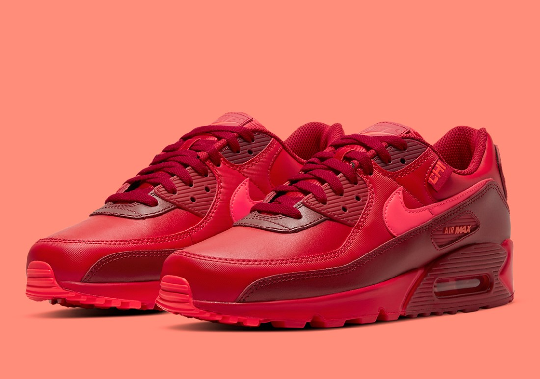 "Nike Air Max 90 ""Chi-City Special"" Chicago"