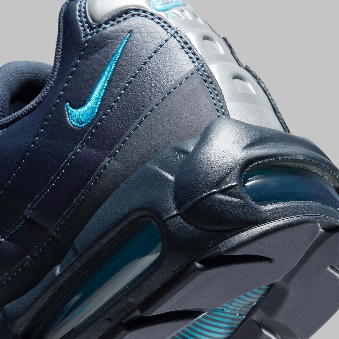 Nike Air Max 95 Blue Marine
