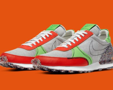 Nike Daybreak Type Team Orange