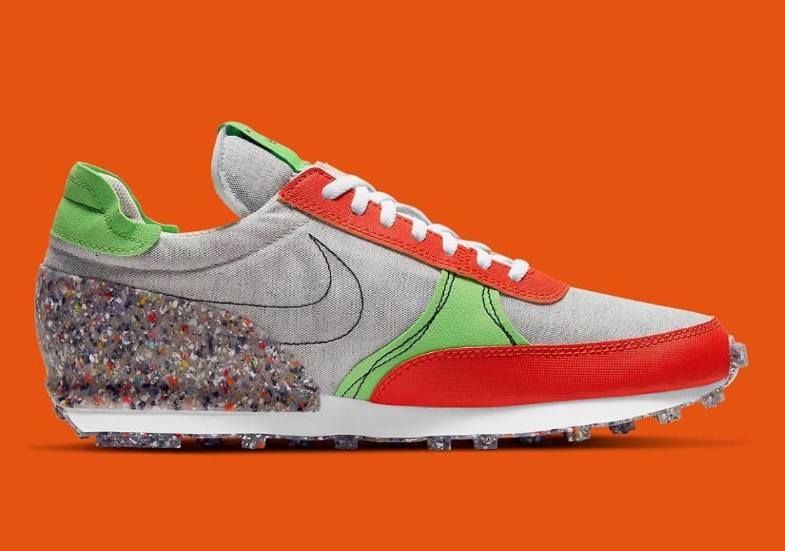Nike Daybreak Type Team Orange