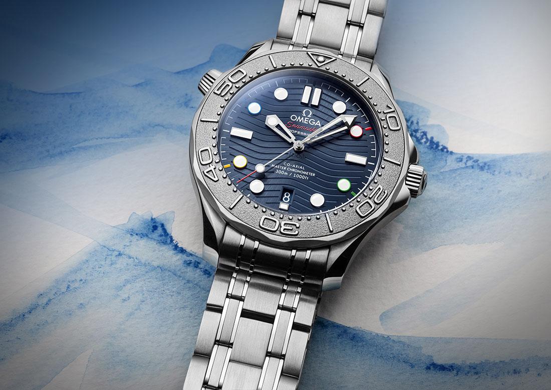 OMEGA Seamaster Diver 300 Beijing 2022