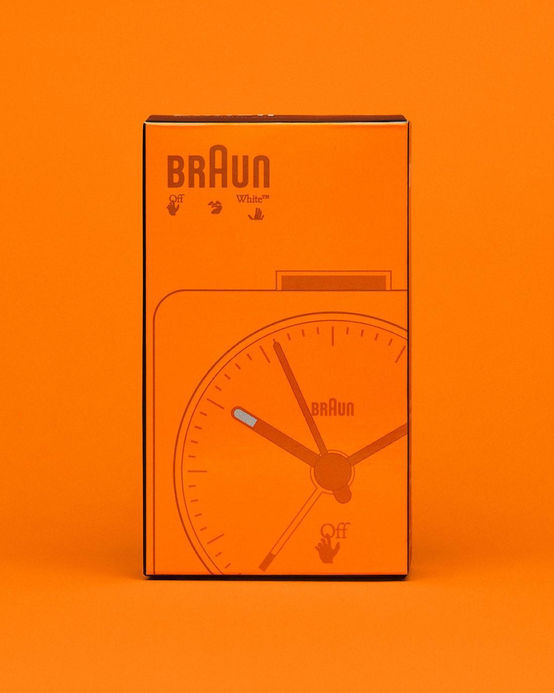 Off-White x Braun