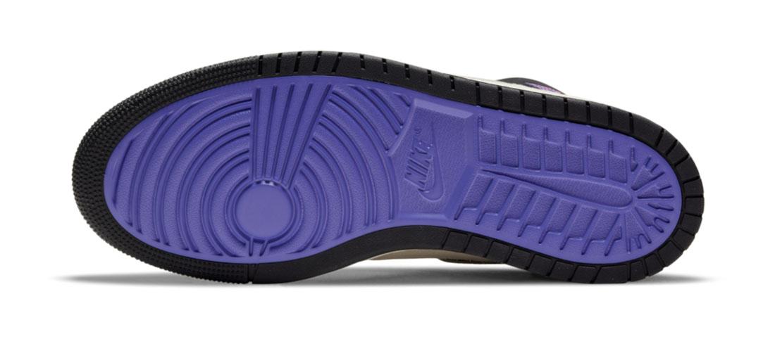 PSG x Air Jordan 1 Zoom