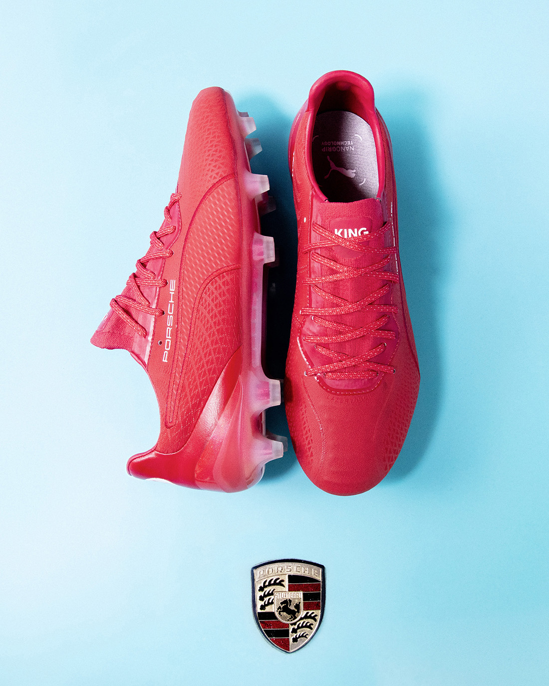 PUMA KING Platinum 911 Legacy