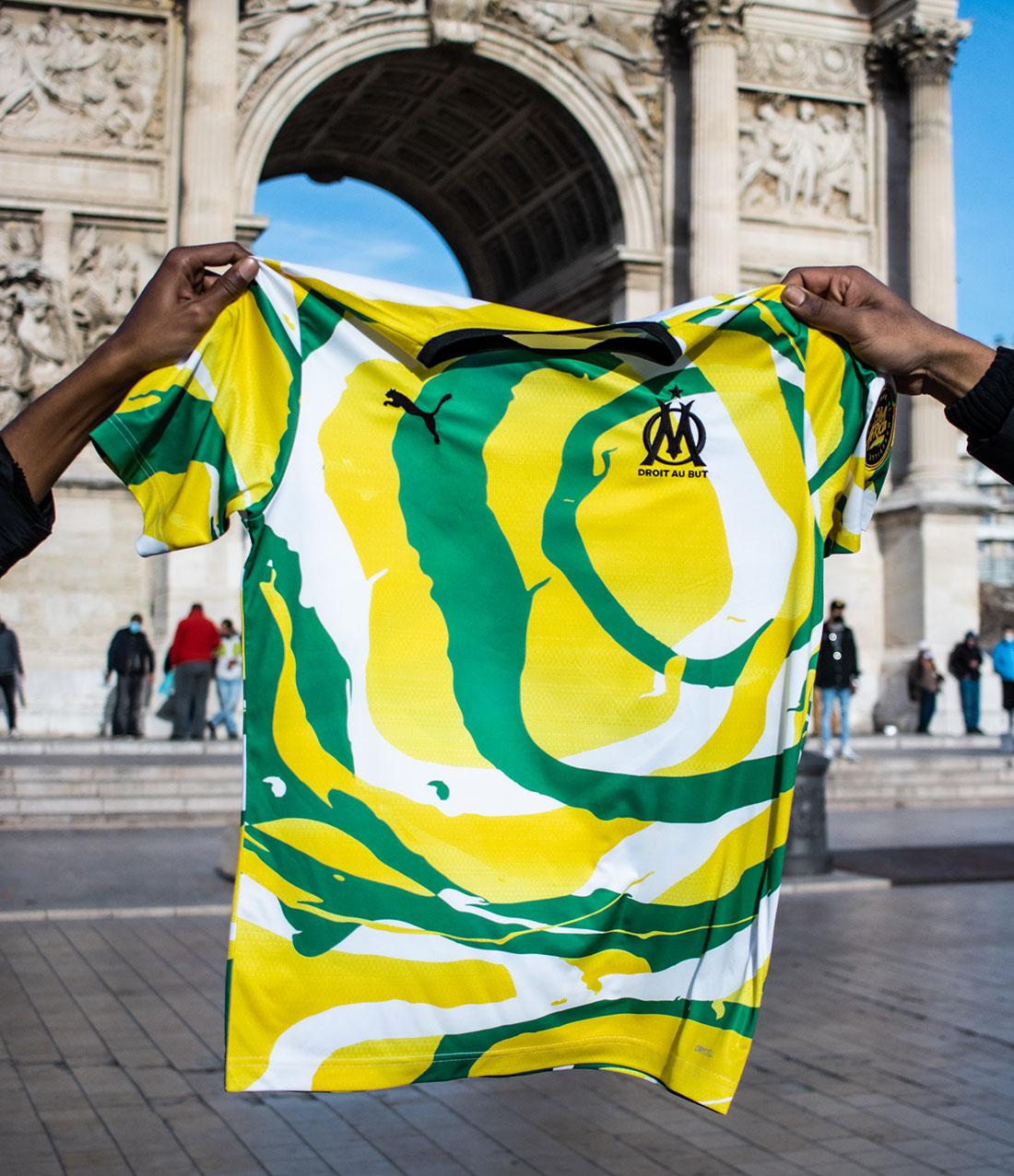 PUMA x Olympique de Marseille OM Africa