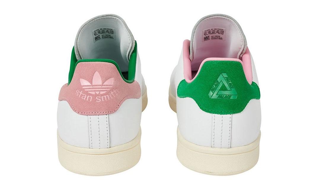 Palace x adidas Originals Stan Smith Printemps 2021