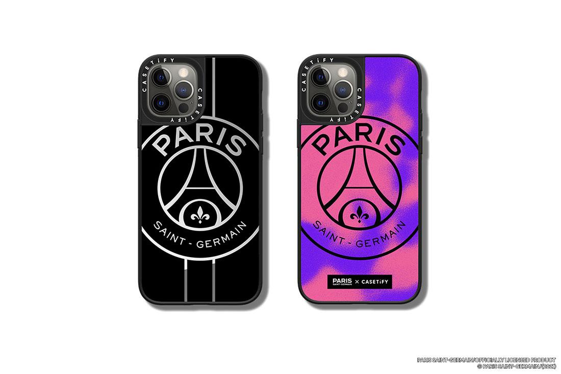 Paris Saint-Germain x CASETiFY