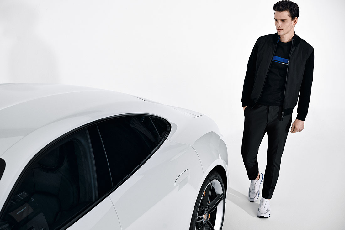 Porsche x BOSS Printemps-Été 2021