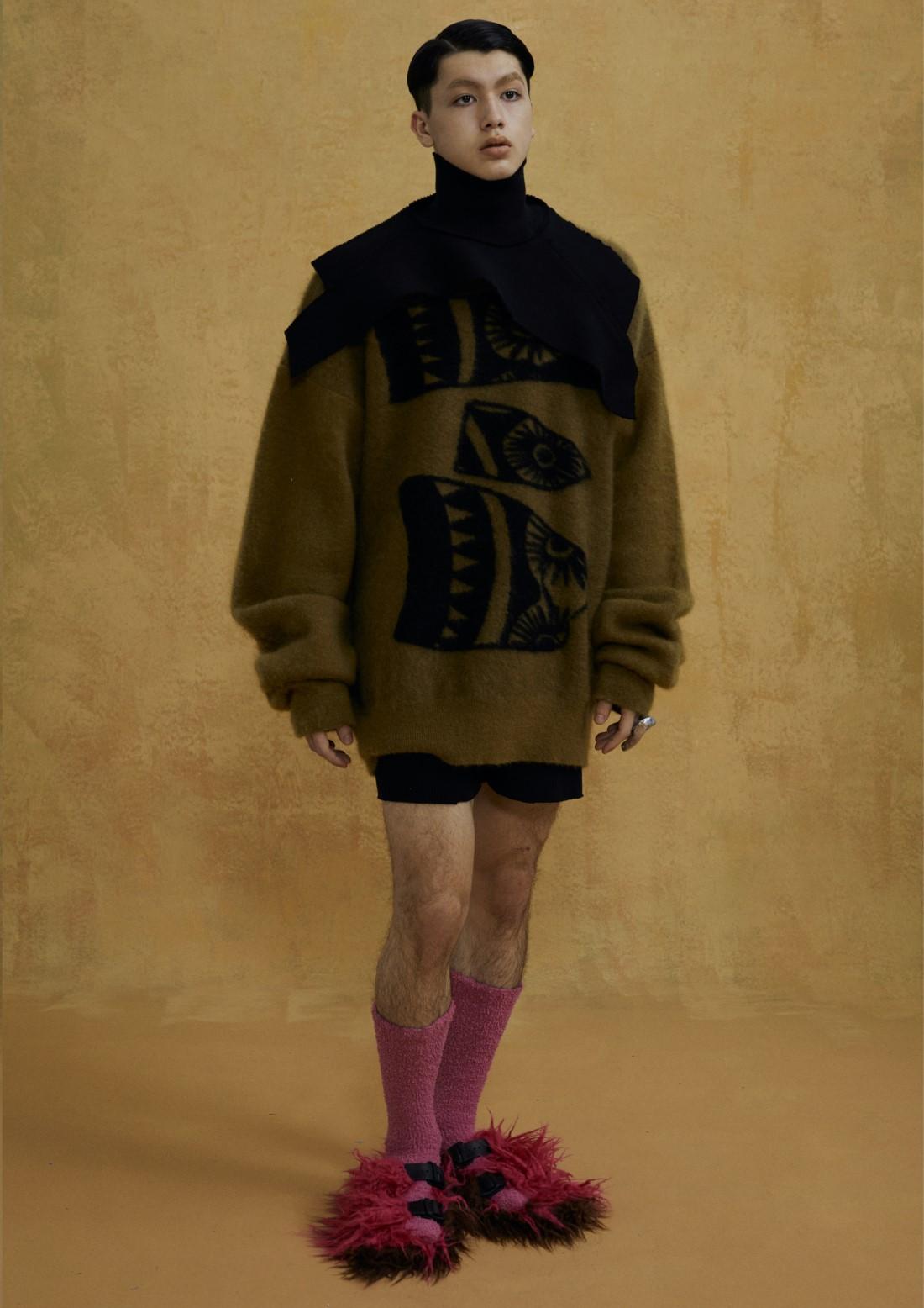 Pronounce - Automne-Hiver 2021-2022 - London Fashion Week
