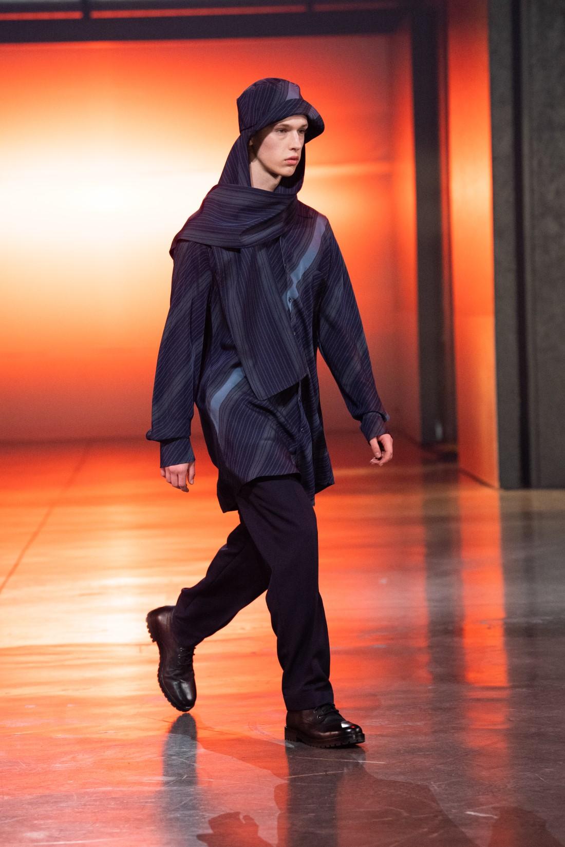 Qasimi - Automne-Hiver 2021 - London Fashion Week