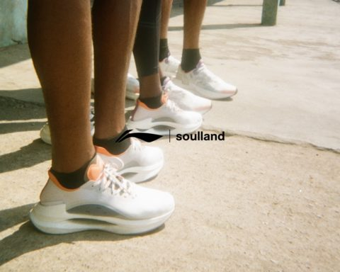 "Soulland x Li-Ning ""Pre-Inter-Post"""