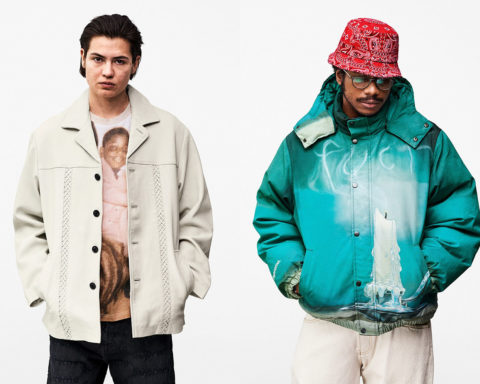 Supreme - Lookbook Printemps-Été 2021