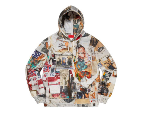 Supreme Printemps-Été 2021 - Collection Sweats