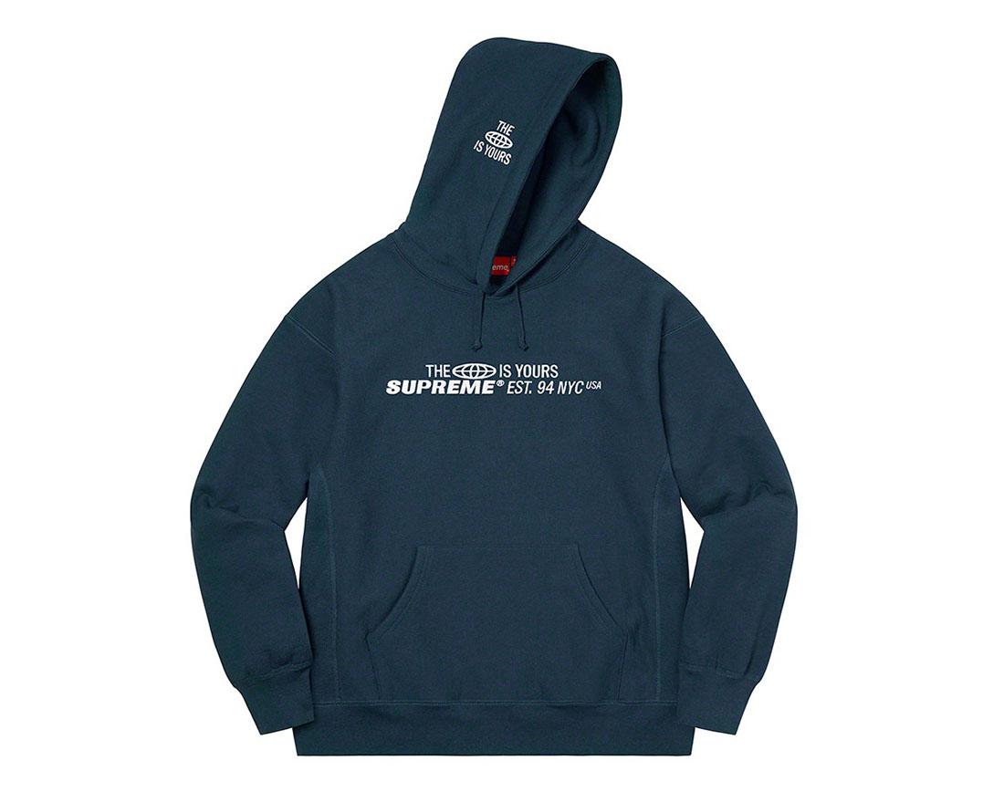 Supreme Printemps-Été 2021 - Collection Sweats