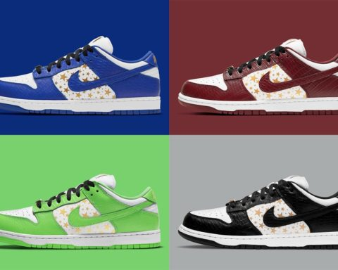 Supreme x Nike SB Dunk Low Pack