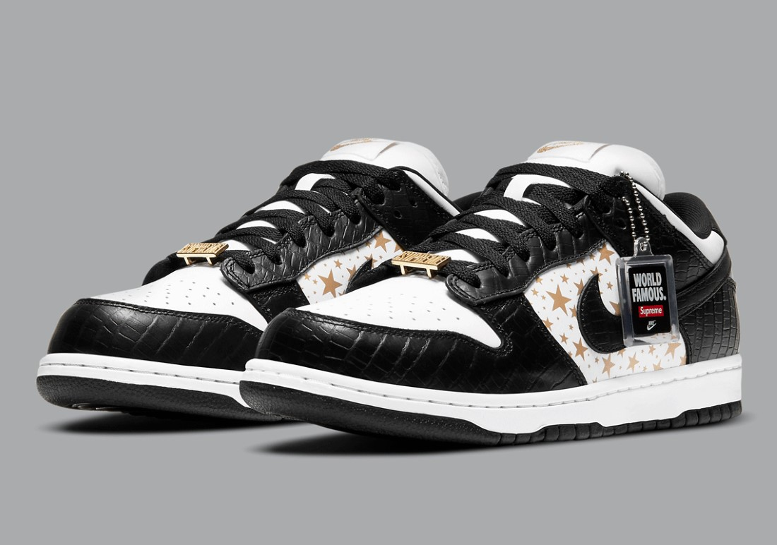 Supreme x Nike SB Dunk Low Pack