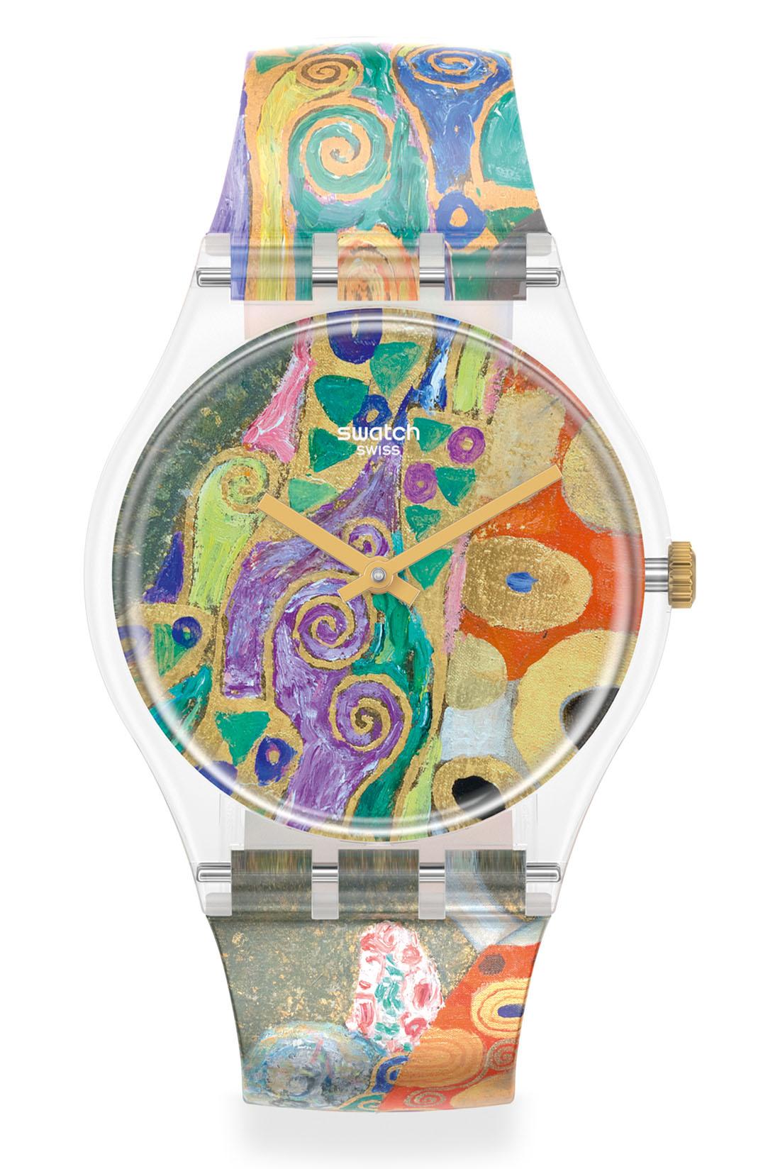 Swatch x MoMA New York - Hope II