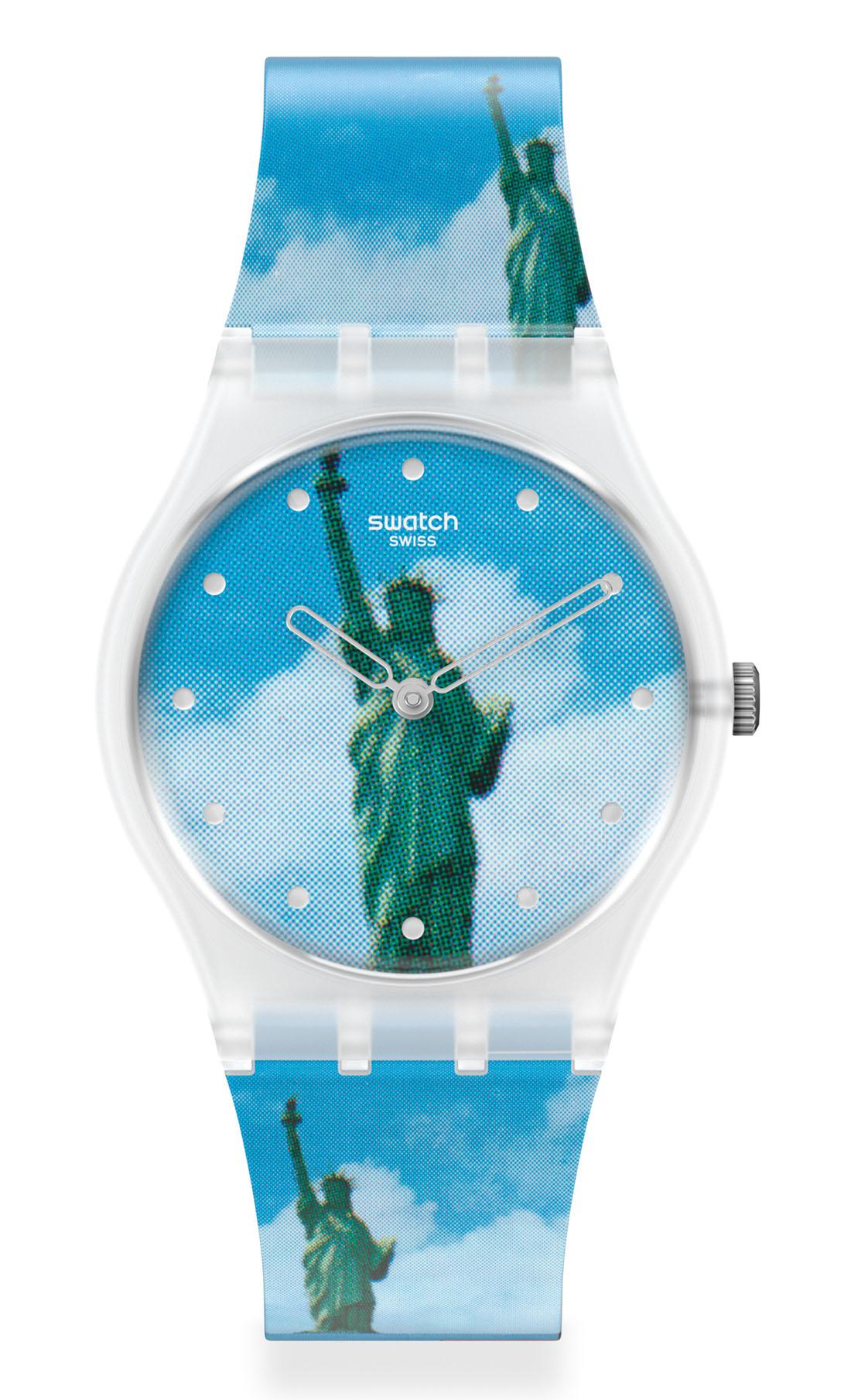Swatch x MoMA New York - New York