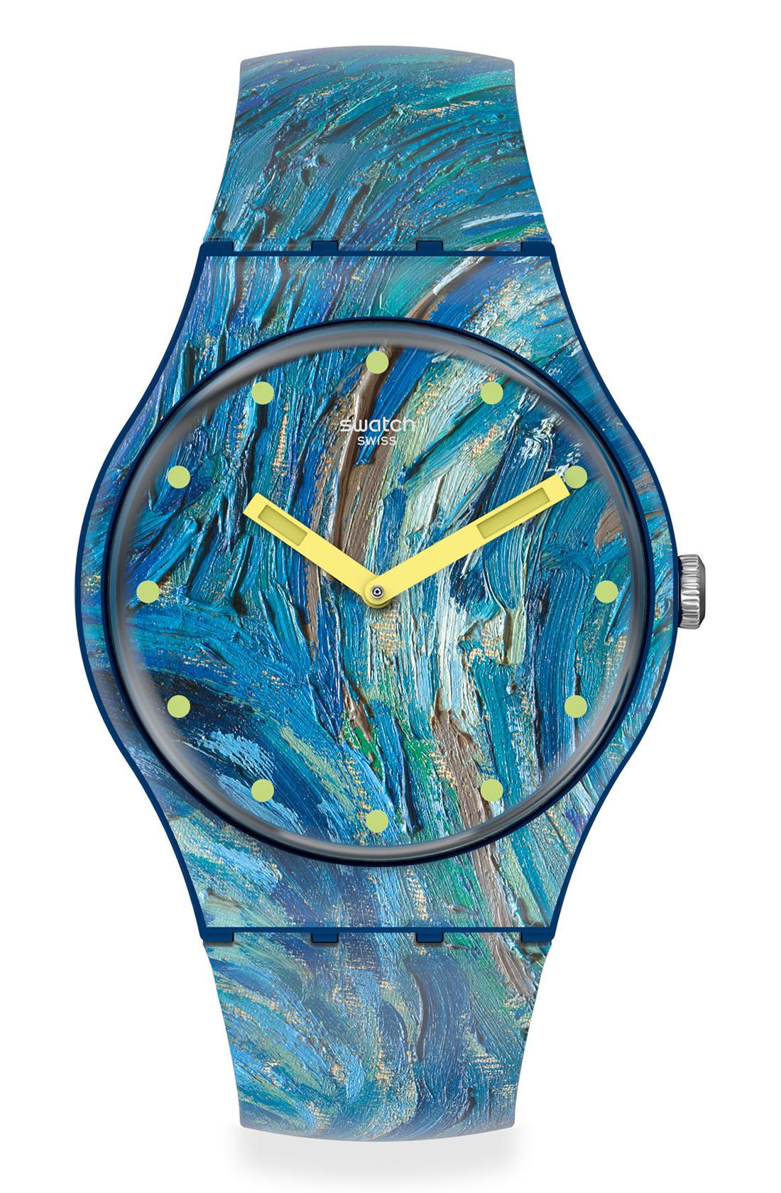 Swatch x MoMA New York - The Starry Night