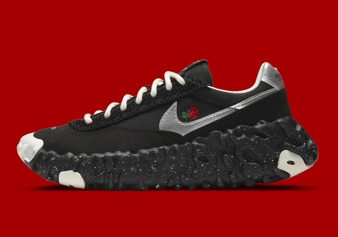 UNDERCOVER x Nike Overbreak SP Black