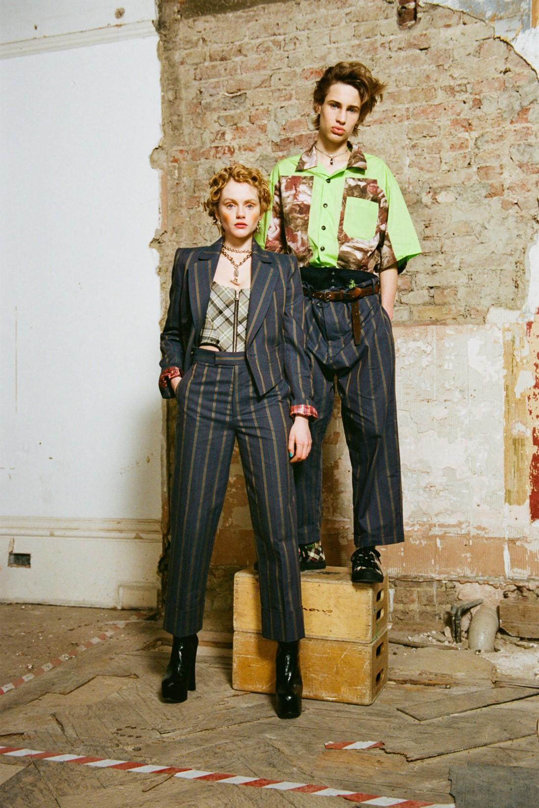 Vivienne Westwood - Automne-Hiver 2021 - London Fashion Week