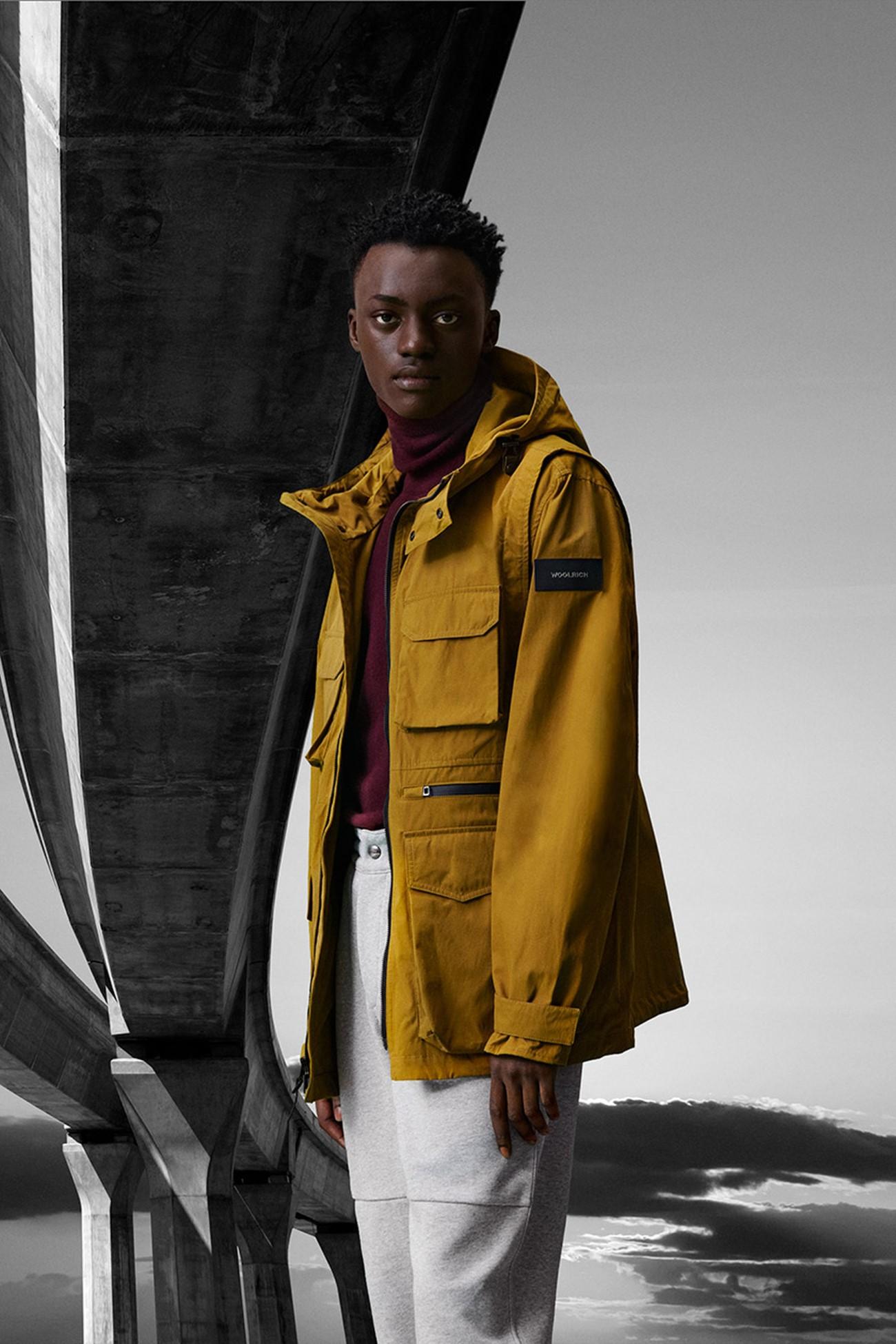 Woolrich - Automne-Hiver 2021 - Milan Fashion Week
