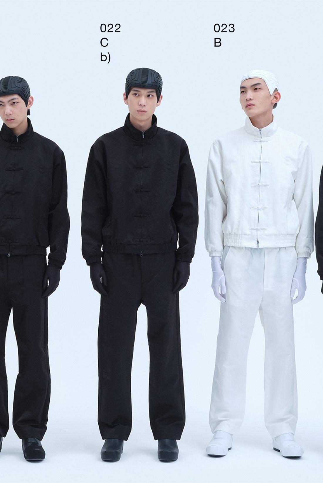 Xander Zhou - Automne-Hiver 2021-2022 - London Fashion Week