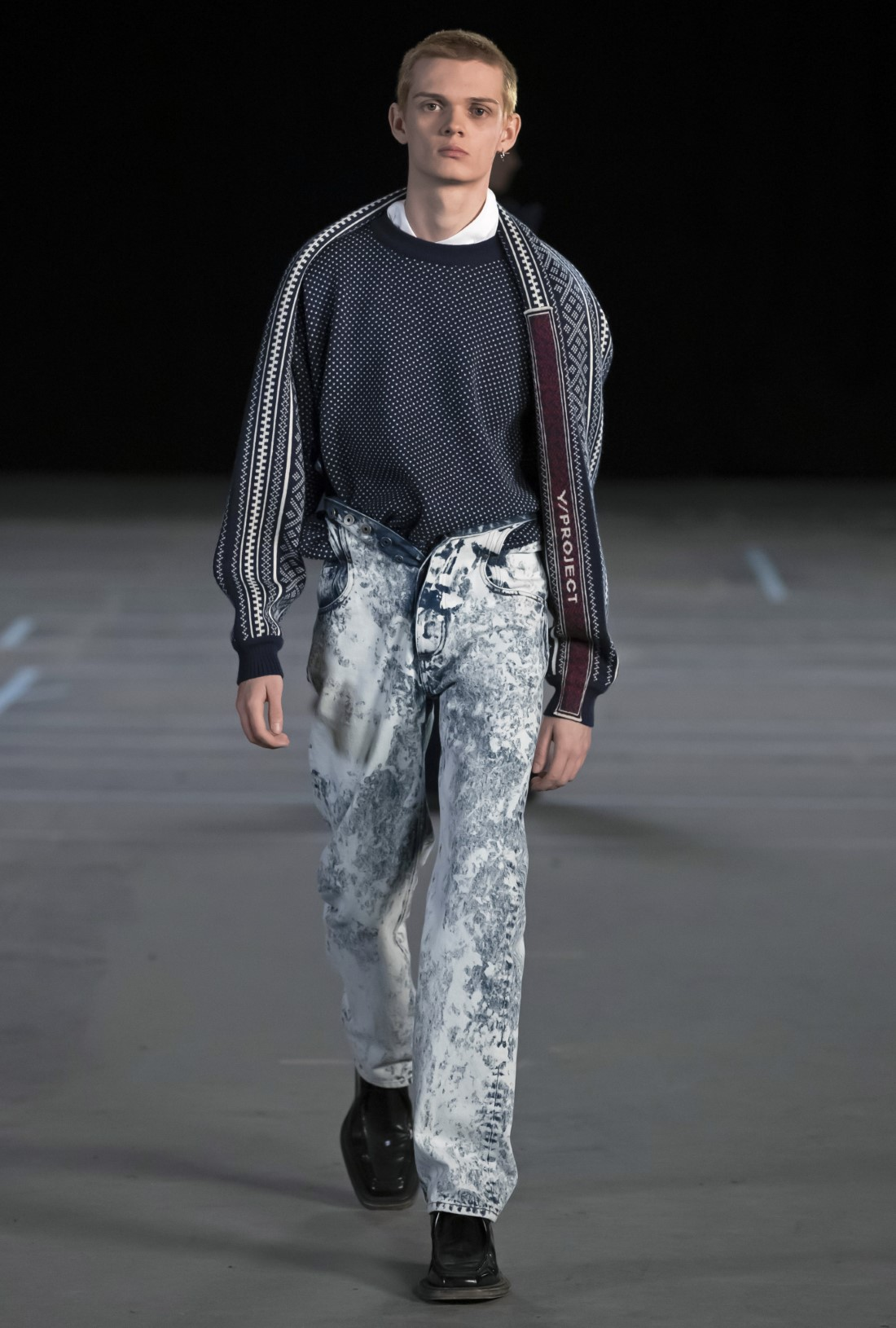 Y-Project - Automne-Hiver 2021 - Paris Fashion Week
