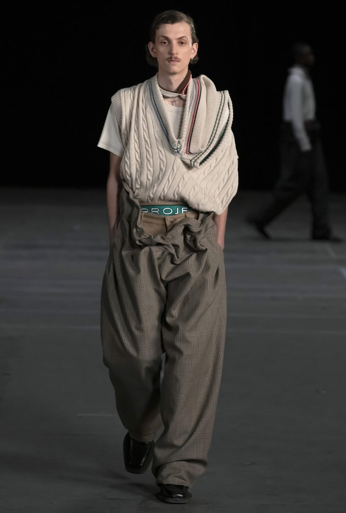 Y-Project - Automne-Hiver 2021 - Paris Fashion Week