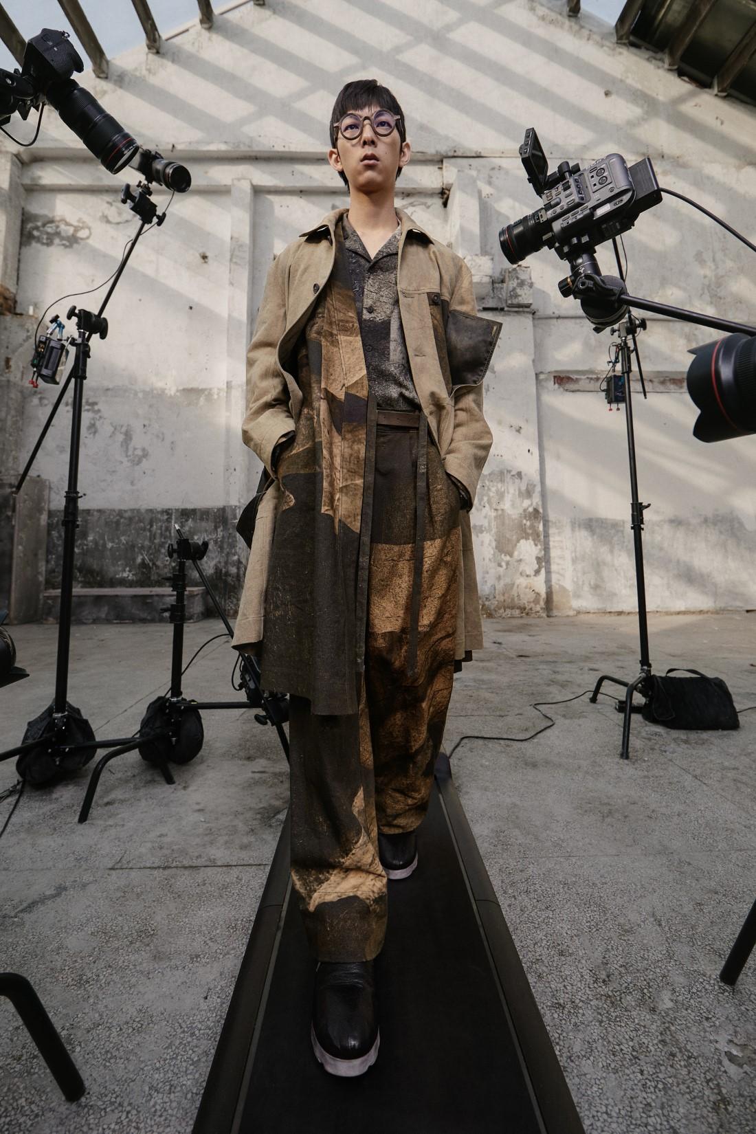 Ziggy Chen - Automne-Hiver 2021 - Paris Fashion Week