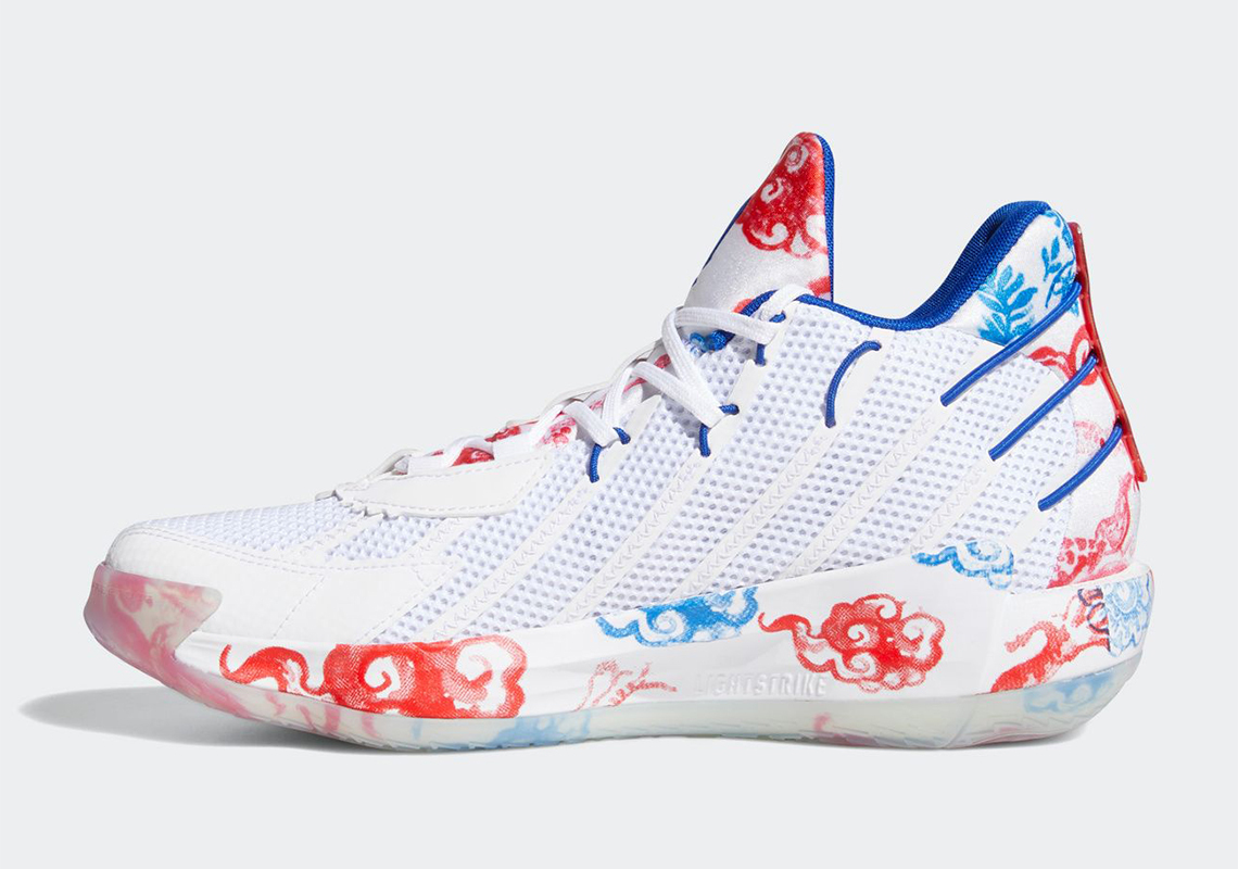 "adidas Dame 7 ""Gift to the World"""