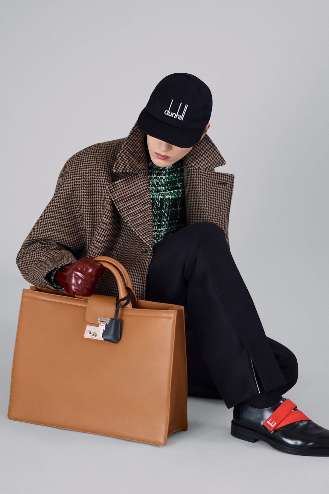 dunhill - Automne-Hiver 2021-2022 - London Fashion Week