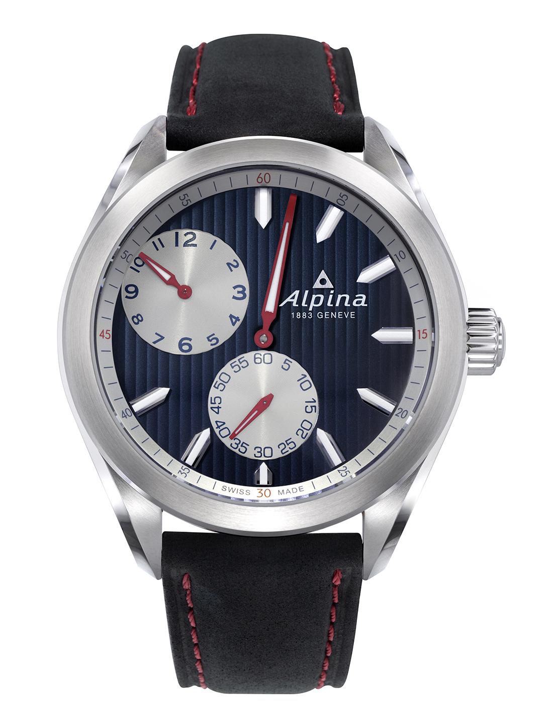 Alpina Alpiner Regulator Automatic