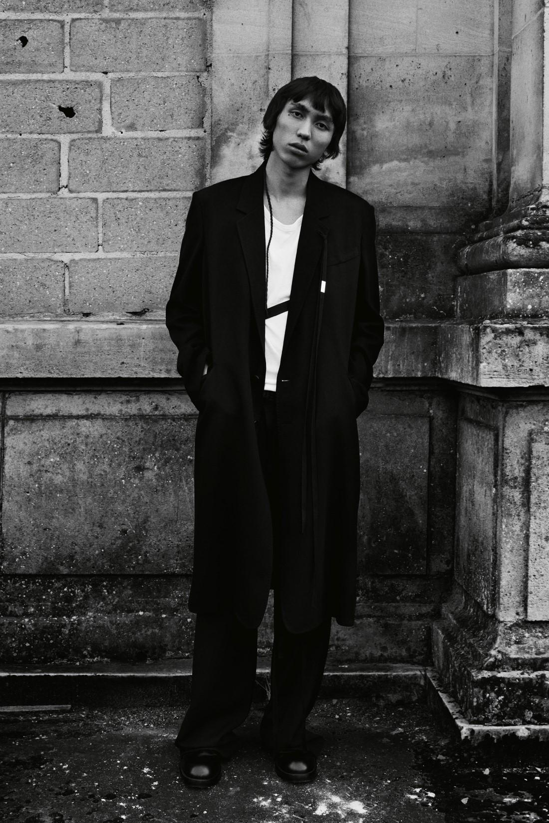 Ann Demeulemeester - Automne-Hiver 2021-2022 - Paris Fashion Week