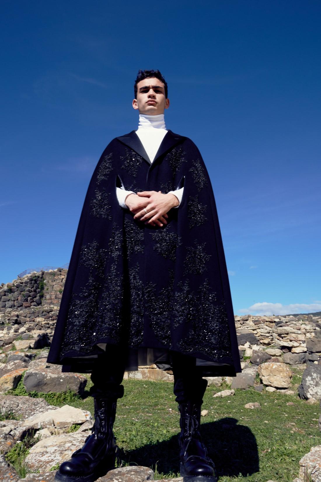 Antonio Marras - Automne-Hiver 2021 - Milan Fashion WeekAntonio Marras - Automne-Hiver 2021 - Milan Fashion Week
