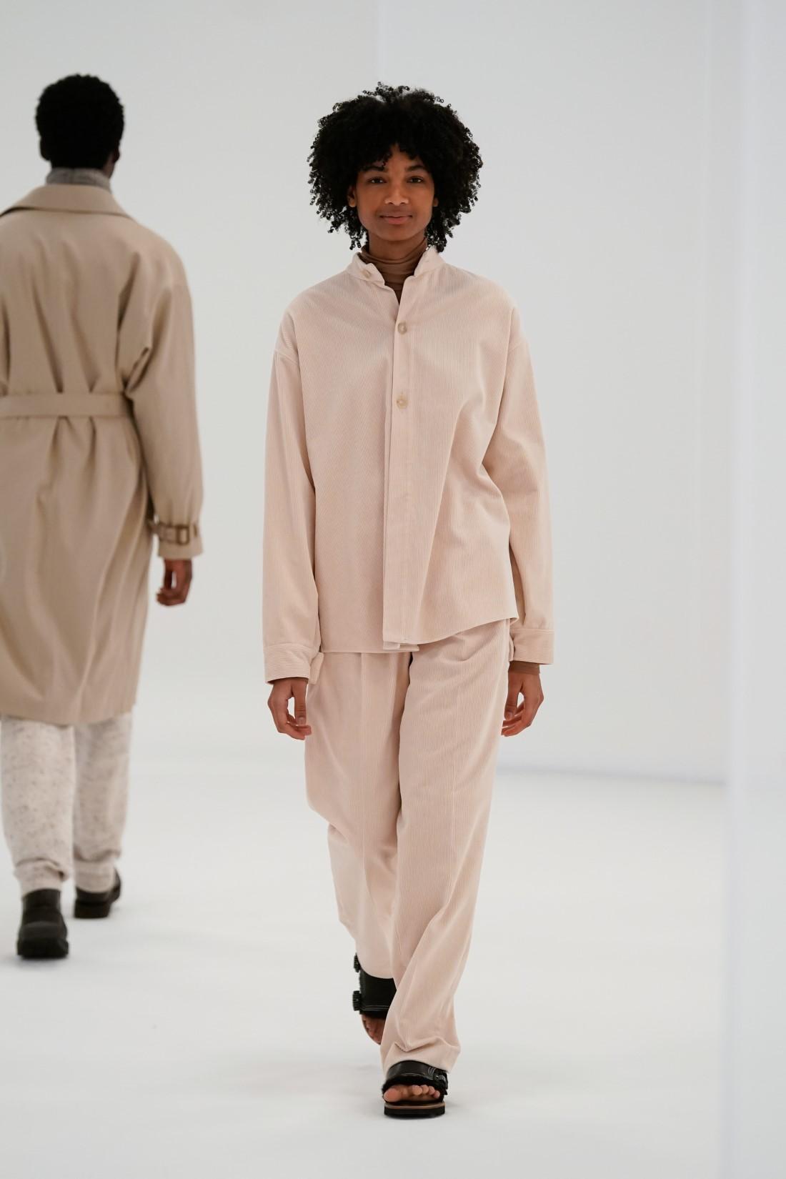 Auralee - Automne - Hiver 2021-2022 - Paris Fashion Week