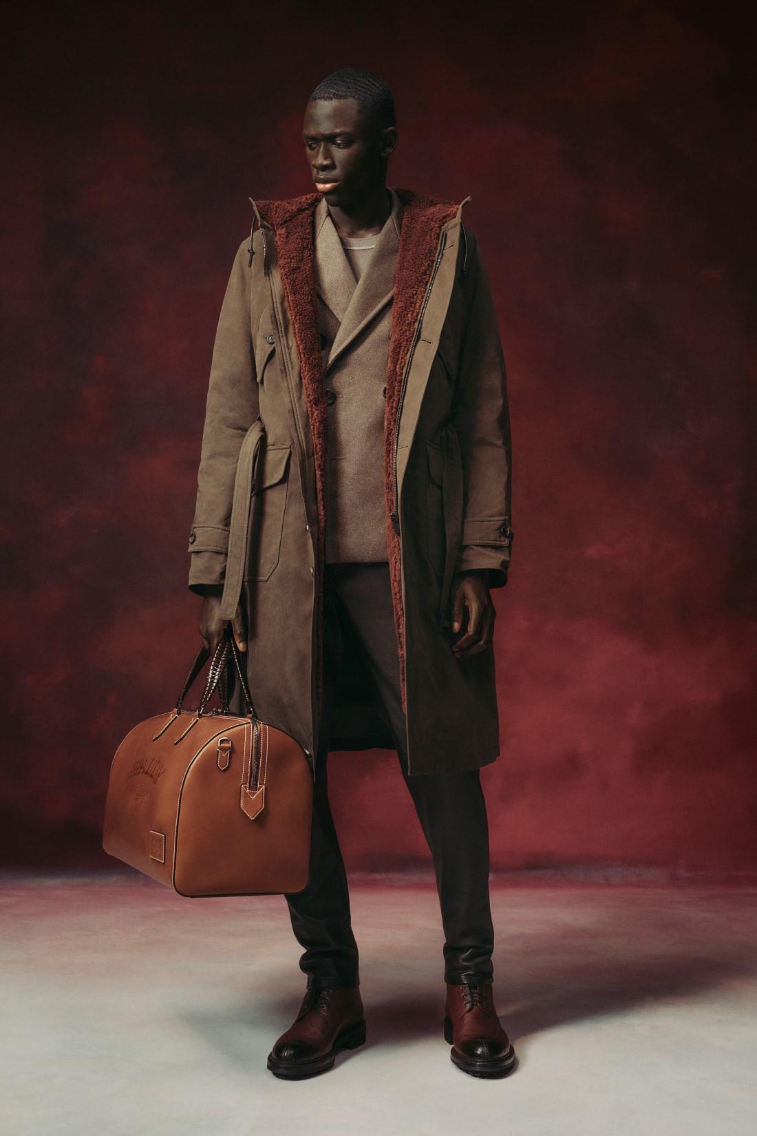 Bally - Automne-Hiver 2021-2022 - Milan Fashion Week