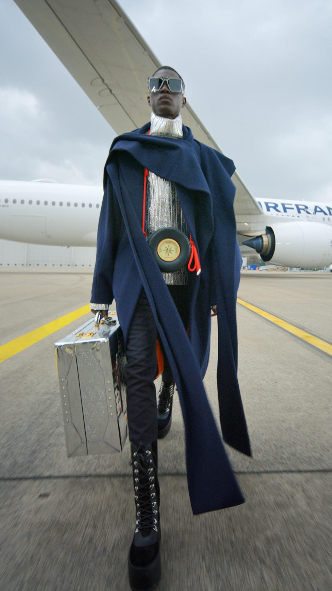 Balmain - Automne-Hiver 2021-2022 - Paris Fashion Week