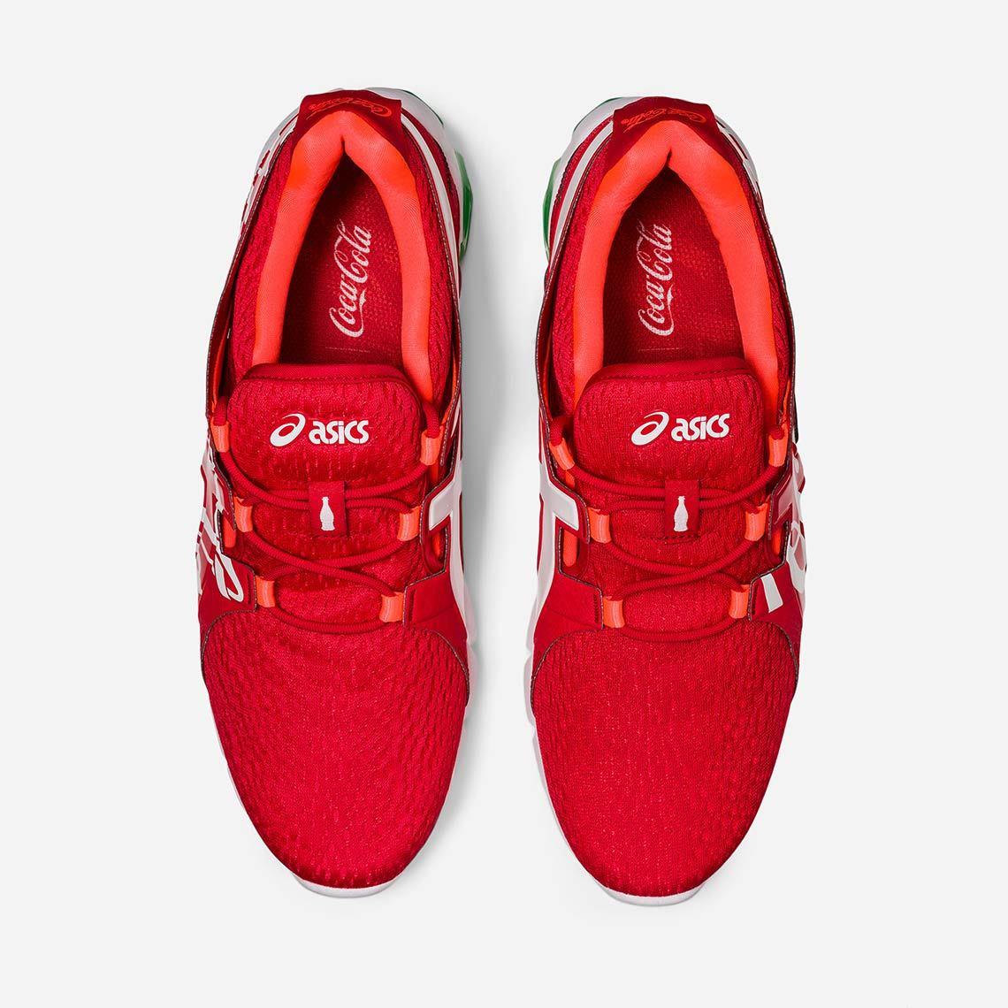 Coca-Cola x ASICS GEL-Quantum 90 Red